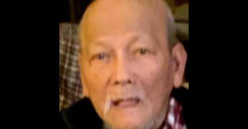 83-year-old Filipino man