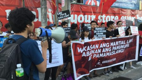 Baguio court stops cops from Red-tagging student activists