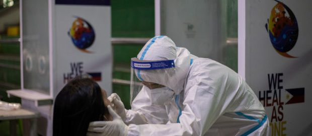 Free COVID-19 swab test for stranded passengers