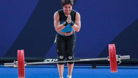 Hidilyn Diaz formalizes fourth Olympics stint