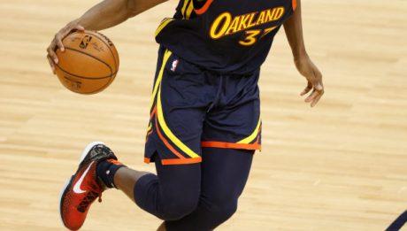 Knee injury sidelines Warriors rookie Wiseman
