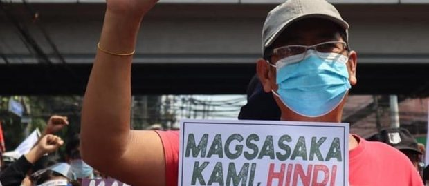 KMP says family of detained activist Canlas barred from visiting him