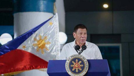 Duterte challenges Carpio to debate on West PH Sea