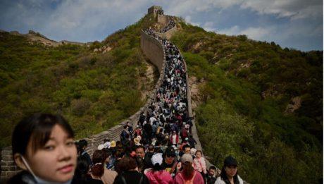 Millions in China Enjoy Holiday