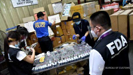 20,000 'smuggled' ivermectin capsules seized at NAIA