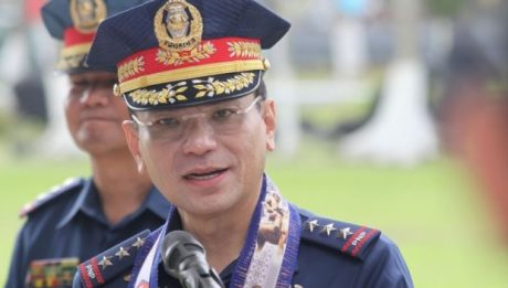 Eleazar officially takes over as PNP chief
