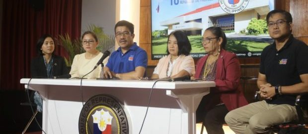 Nine House solons seek criminalization of red-tagging