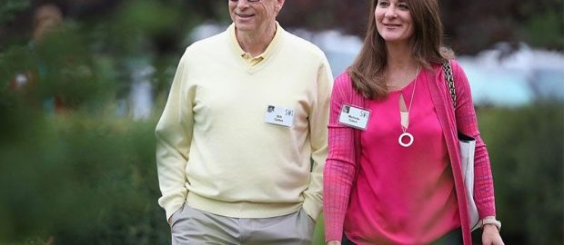 Bill and Melinda Gates announce divorce after 27 years