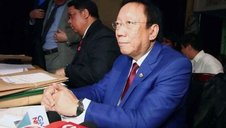 Senator seeks probe into reported data breach at OSG