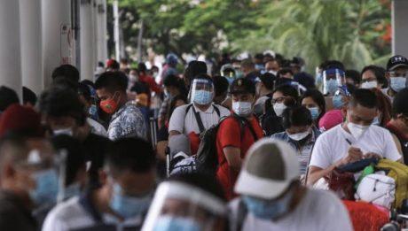 Jobless rate jumps amid strict quarantine