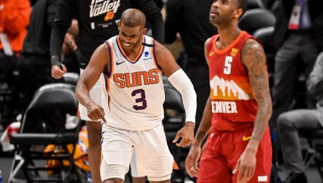 Chris Paul-led Suns sweep Nuggets, advance to West finals
