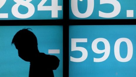 Tokyo's Nikkei opens down over 2% on US rout