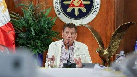 Duterte says protocols 'urgent'
