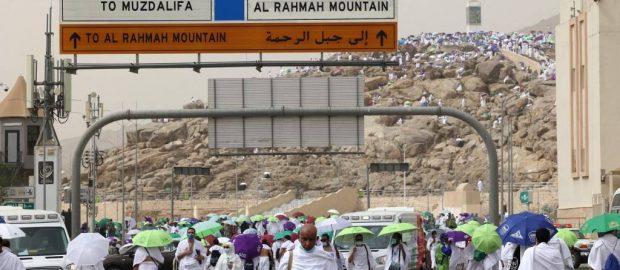 Saudi says Hajj season free from COVID-19 so far