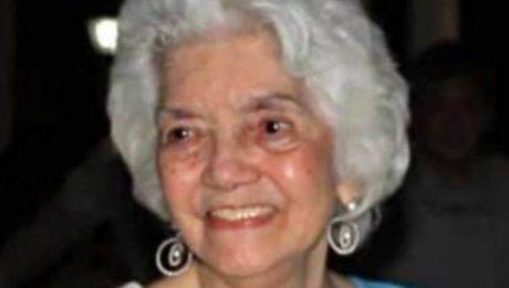 Nini Quezon Avanceña, rights defender; 100