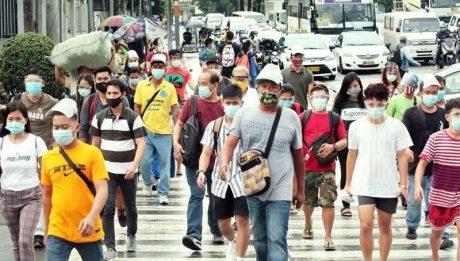 Philippine population hits 109 million in 2020