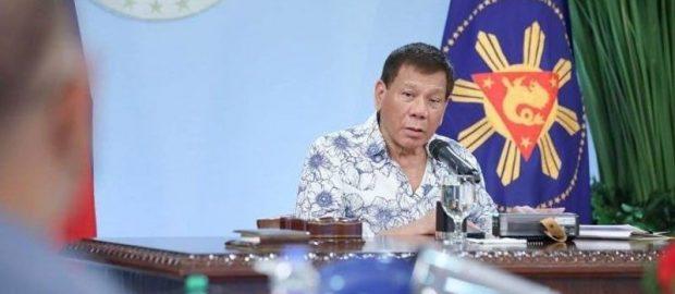 Duterte won't apologize to Pacquiao