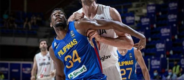 Gilas gallant stand falls short against mighty Serbia