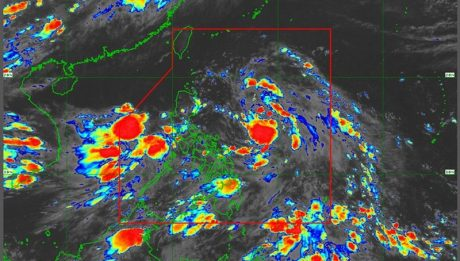 Emong brings strong winds to North Luzon