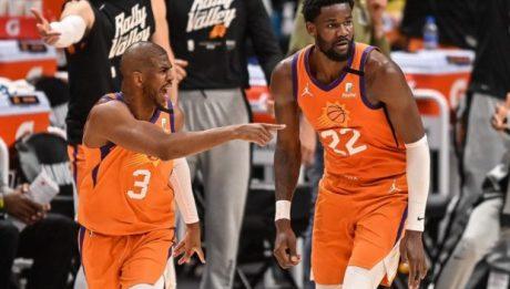 Tough talk led Suns to sacrifice and build an NBA contender