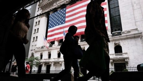 US indices hit records as traders bet Covid surge will end