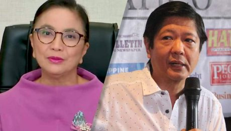 Robredo open to another face-off with Marcos in 2022