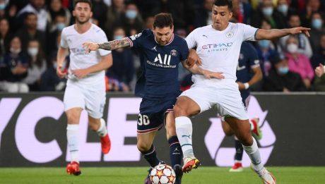 Messi makes PSG statement as 'crazy' Sheriff shock Madrid