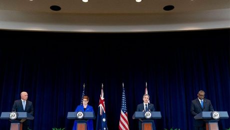 Australia says more US troops to come, eyes missile work