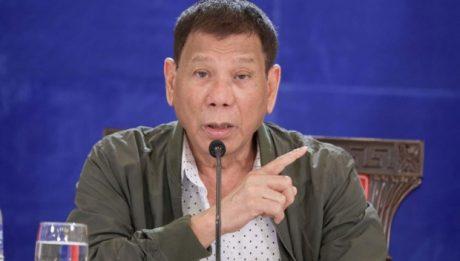 Duterte decides if Cabinet members face 'useless' Senate probe