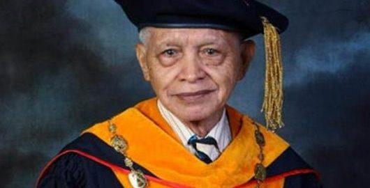 National Scientist Ramon Barba dies at 82
